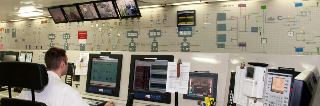 Control Room Panels